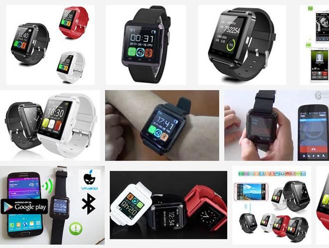 Tràn ngập smartwatch Trung Quốc giá rẻ tại Việt Nam