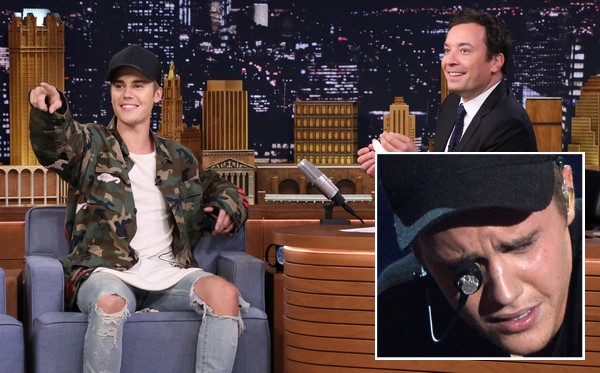 """Justin giải thích lý do khóc và quyết tâm trở thành """"trai ngoan"""""""