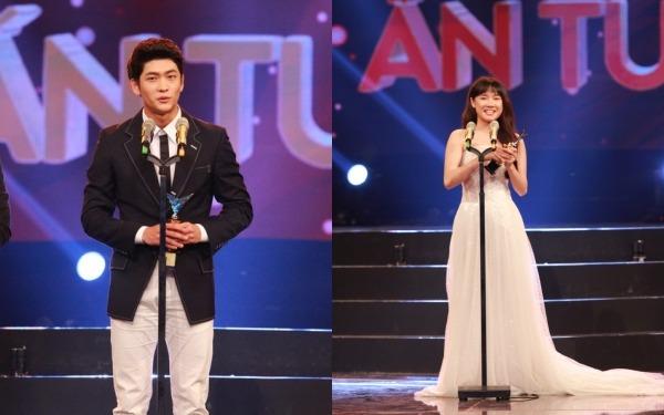 """""""Tuổi Thanh Xuân"""" đại thắng tại VTV Awards"""