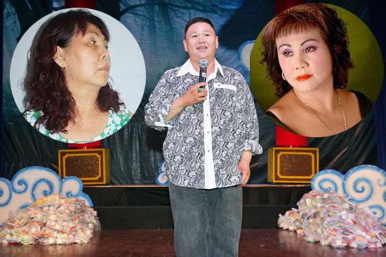 Sân khấu Sao Minh Béo tổ chức đêm nhạc từ thiện giúp nghệ sĩ Hoàng Lan