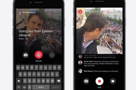 Facebook cho phép nhà báo truyền hình trực tiếp trên mạng xã hội của mình
