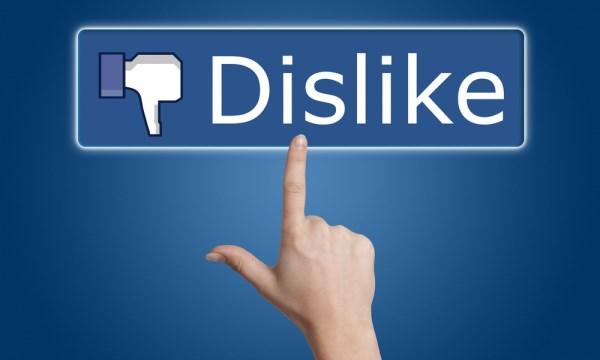Facebook sắp thêm nút Dislike