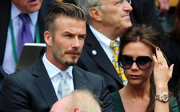 Cặp Beckham - Victoria dính tin đồn sắp ly hôn