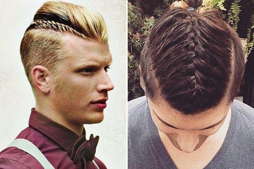 Trai đẹp trên Instagram phát sốt với tóc tết man braid