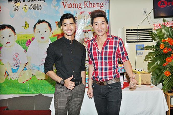 Đàm Thanh - Nam Phong giản dị mà lịch lãm đi dự tiệc