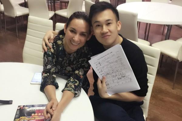 Phi Nhung mời Dương Triệu Vũ tham gia live show tại Mỹ