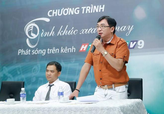 Ca sĩ Đình Văn làm giám khảo cuộc thi Tình khúc xưa và nay