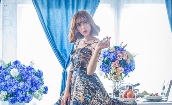 """Top 10 HHVN 2012 Mỹ Hạnh lộng lẫy trong bộ sưu tập mới """"LADY VINTAGE"""""""