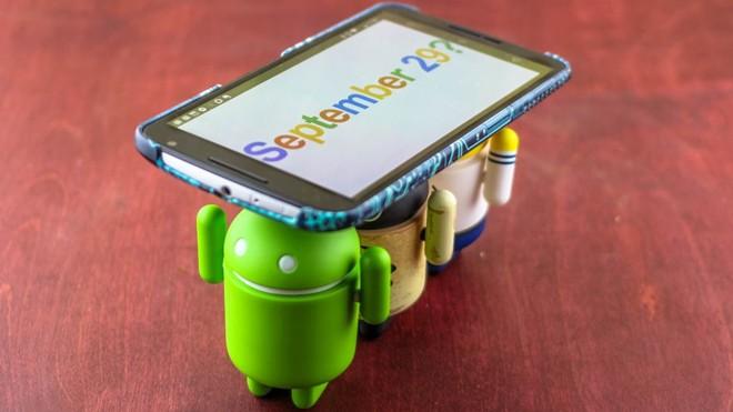 Google mất kiểm soát đối với Android