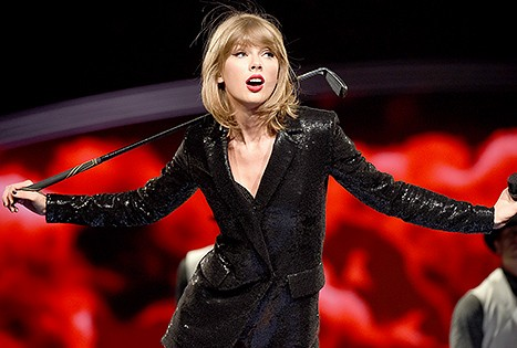 Taylor Swift muốn tạm ngừng ca hát