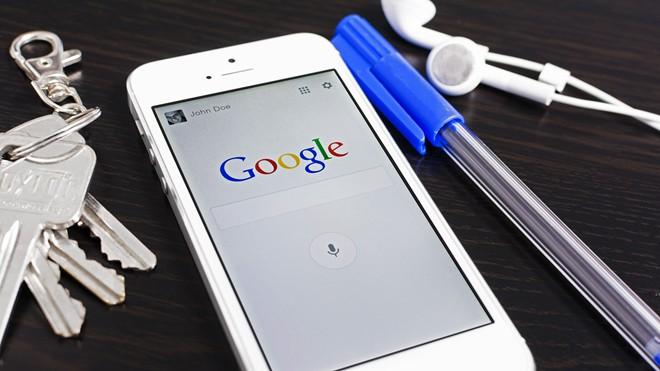 Hơn 50% lượt tìm kiếm Google xuất phát từ di động