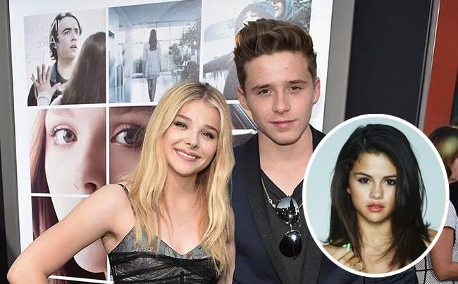 """Brooklyn Beckham dính nghi án """"tình tay ba"""" với Selena Gomez"""
