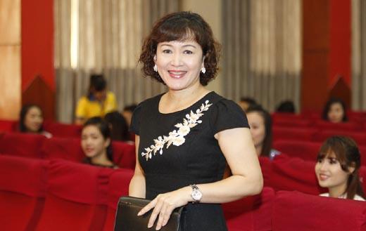 NSND Minh Hòa làm giám khảo vòng sơ khảo VMU 2015