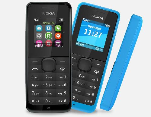 5 điện thoại nghe gọi tốt, giá vài trăm nghìn đồng