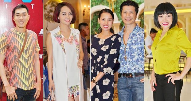 Sao Việt hội tụ trong buổi họp báo ra mắt Công ty CPĐA IMC – IMC Pictures