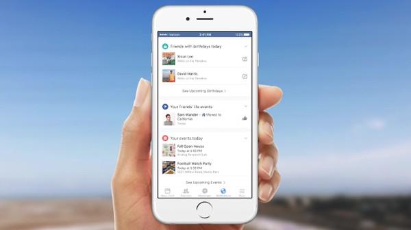 Thông báo mới trên Facebook sẽ hữu ích và... rắc rối hơn