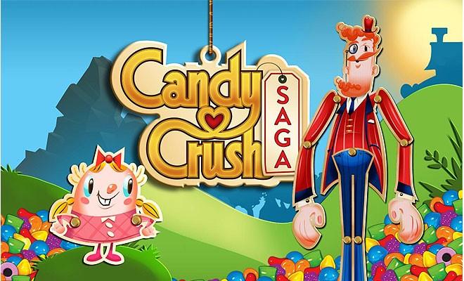Facebook sẽ chặn các lời mời chơi Candy Crush tùy tiện