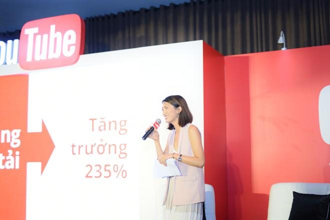 Việt Nam thuộc 10 nước xem YouTube nhiều nhất thế giới