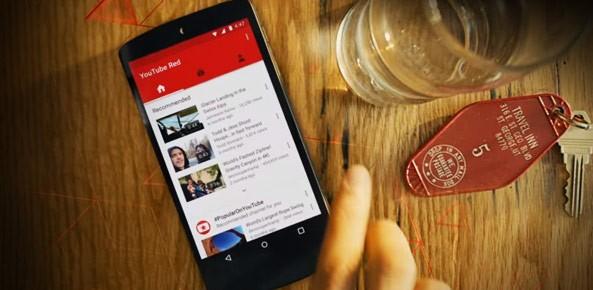 YouTube Red ra mắt: Chặn quảng cáo, xem video offline
