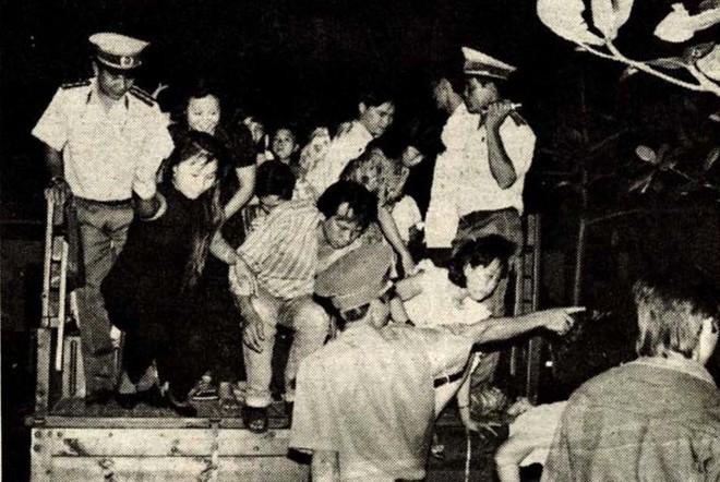 Phố nhạy cảm ở Sài Gòn trước 1975