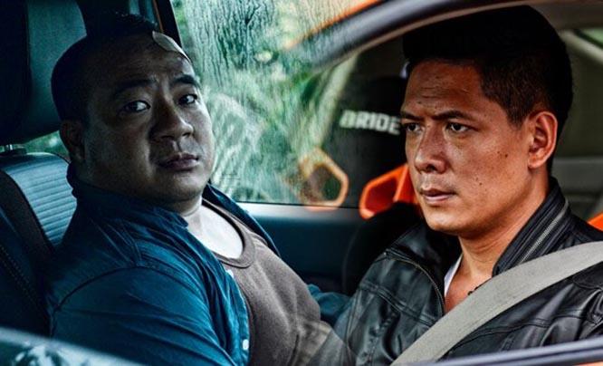 Bình Minh - Hiếu Hiền đối đầu trong phim hài - hành động Tết