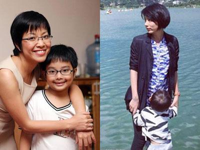Cuộc sống đơn thân không dễ dàng của MC Thảo Vân, Thùy Minh