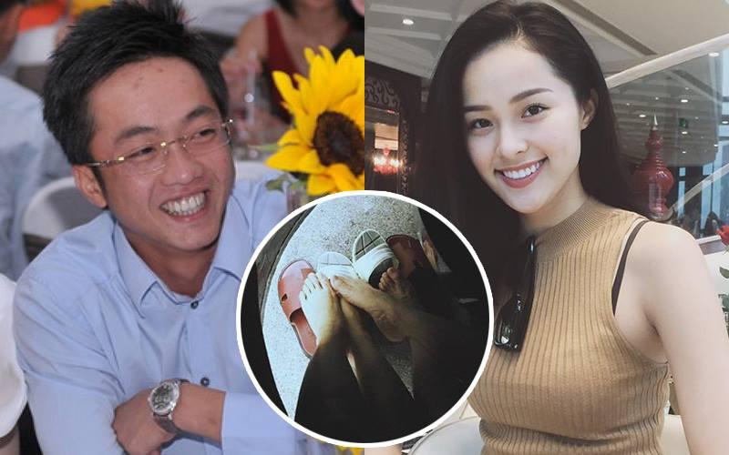"""Cường Đô La - Hạ Vi tiếp tục đăng """"ảnh đôi"""" trên instagram"""