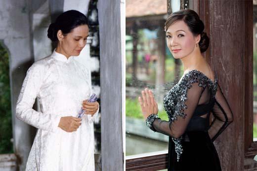 Mảng đời đối lập của hai người đàn bà đẹp trong Vbiz