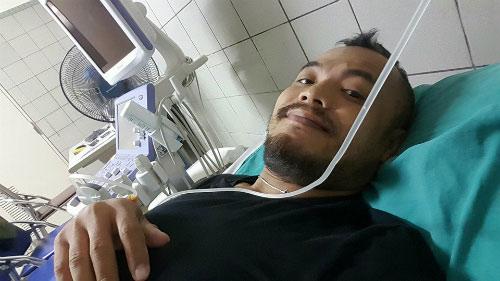 Trần Lập bị ung thư trực tràng gây sốc làng nhạc Việt