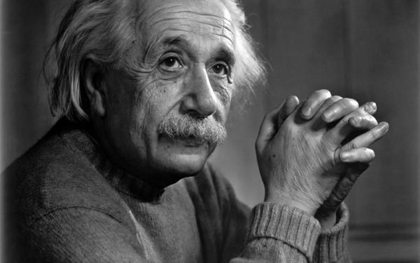 10 phát ngôn về tình yêu, cuộc sống của Albert Einstein