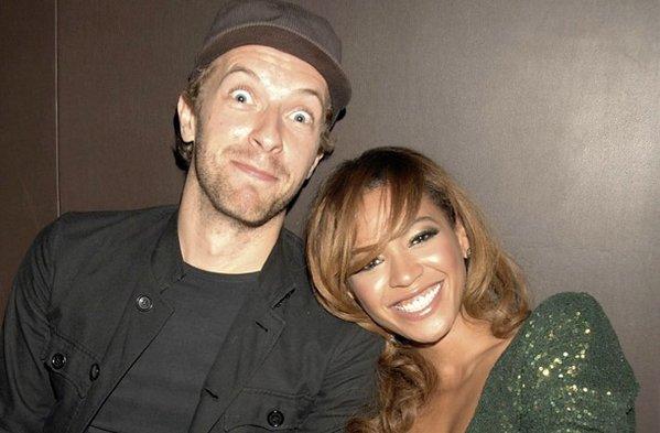 Beyoncé góp giọng trong album mới của Coldplay