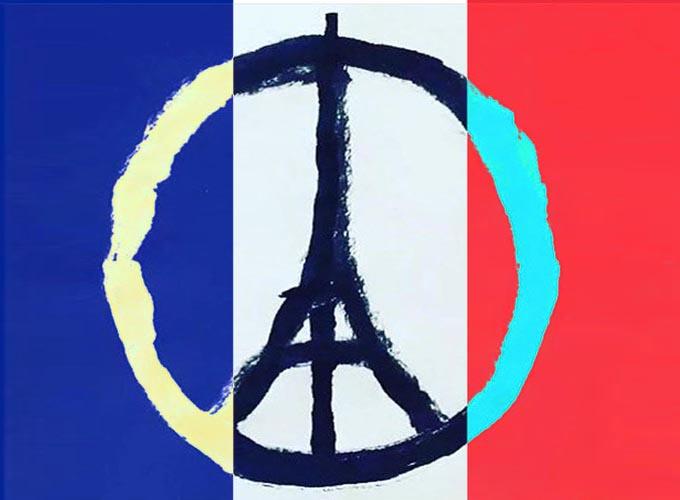 Facebook cho đổi avatar tưởng nhớ nạn nhân Paris