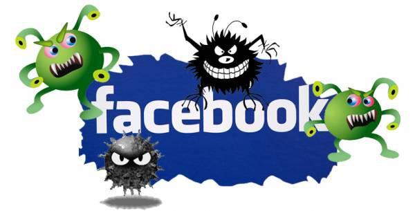 Virus giả mạo thông báo cực nguy hiểm vừa xuất hiện trên Facebook