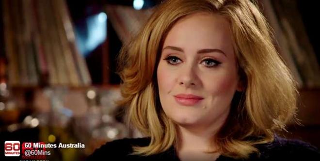 """Adele hé lộ ca khúc mới sau hit đạt kỷ lục """"Hello"""""""