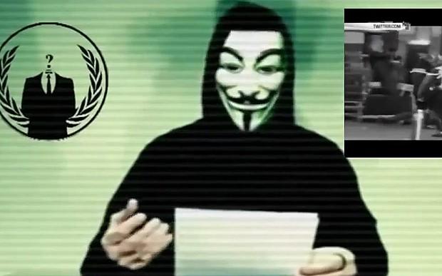 Nhóm hacker Anonymous tuyên chiến với IS
