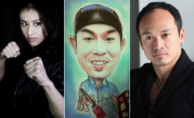 2 ngôi sao Việt kiều tham gia clip nhạc chế của Hồ Minh Tài