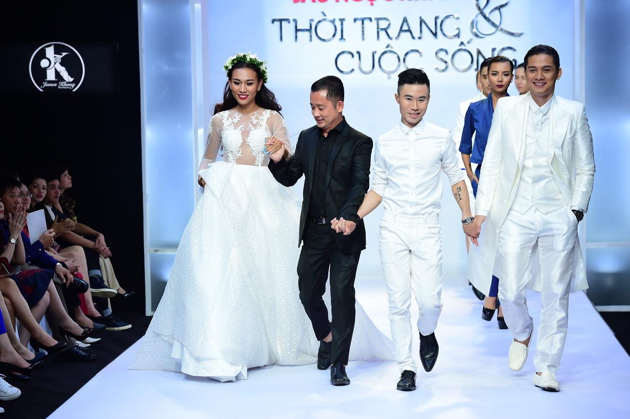 BST sắc màu tình yêu SAME LOVE lộng lẫy của thương hiệu JAMES KHANG