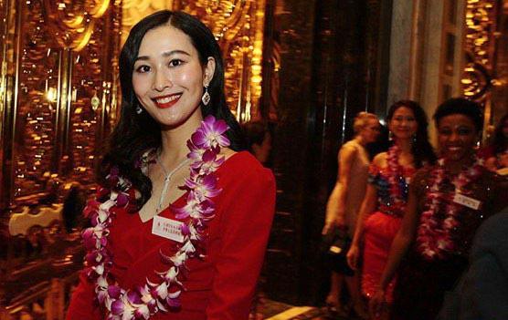 Hoa hậu Trung Quốc bị chê xấu ở Miss World 2015
