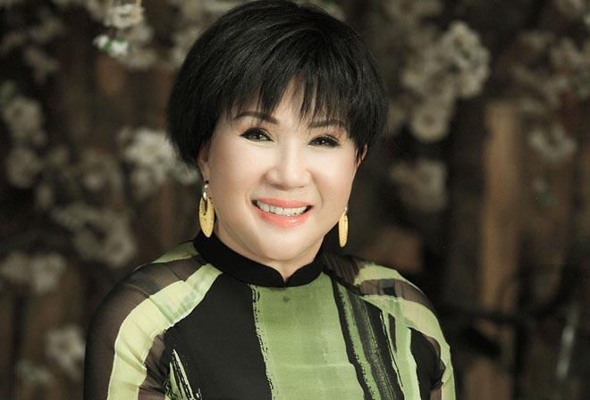 Lệ Thu về nước hát tôn vinh nhạc sĩ Ngô Thụy Miên