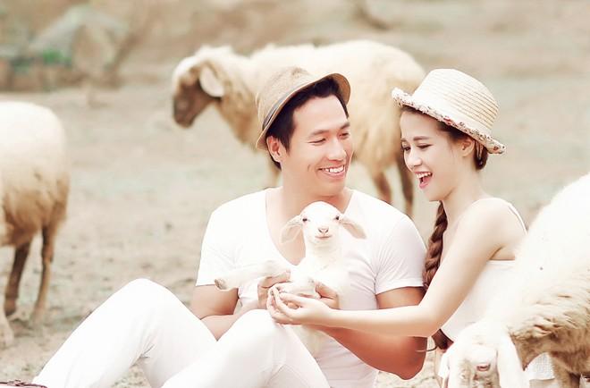 Quang Hoà kết hôn sau 3 năm yêu