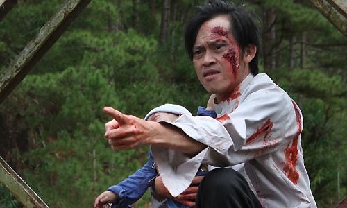 Hoài Linh lột tả cái ác trong vai diễn mới