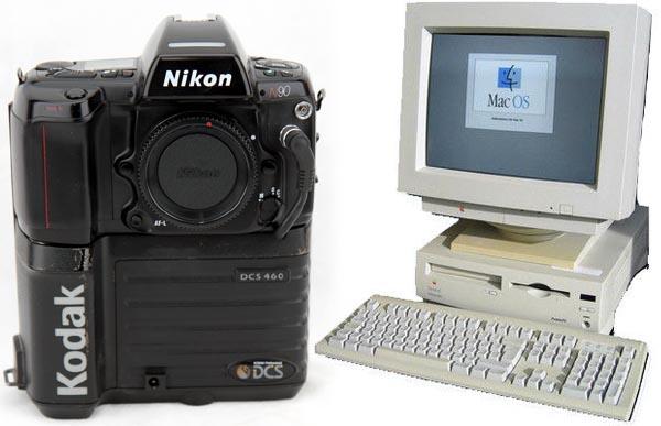 10 thiết bị công nghệ đình đám 20 năm trước