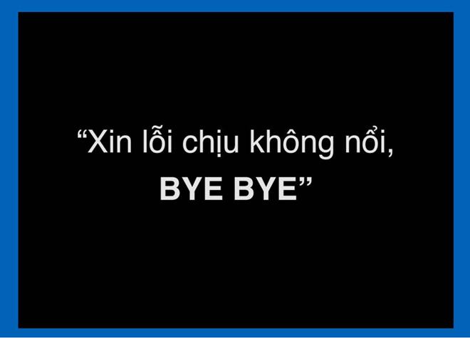 Nhiều sao Việt đồng loạt nói lời tạm biệt trên Facebook