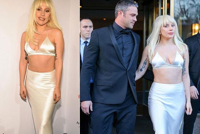 Lady Gaga từng bị lạm dụng tình dục khi 19 tuổi