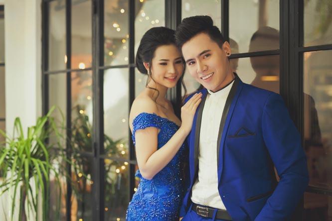 Cặp đôi thêm đài các và kiêu sa với Áo cưới Tommy Nguyễn
