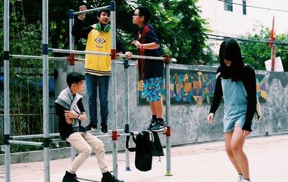 Những người sáng tạo sân chơi miễn phí cho trẻ em giữa lòng Hà Nội