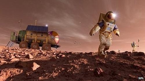 Nasa tuyên bố: Có thể đưa tất cả mọi người lên sao Hỏa?