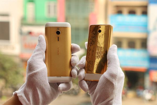 Điện thoại cục gạch Nokia chưa bao giờ đẹp đến thế
