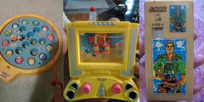 12 đồ chơi huyền thoại chắc chắn 8x, 9x đời đầu nào cũng nhớ