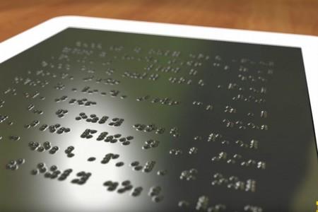 Người khiếm thị sắp có máy tính bảng dành riêng cho mình